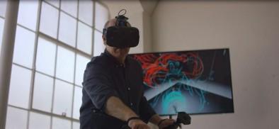 畫出靈魂的輪廓 – HTC Vive 與迪士尼傳奇畫師