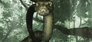 千丈巨蟒的近身低语 – HTC Vive & 迪士尼《奇幻森林》