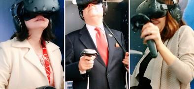 快来!世界最高的VR体验来上海了…就一个字!