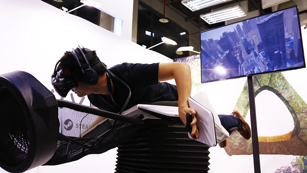 htc-vive-birdly-vr-computex2