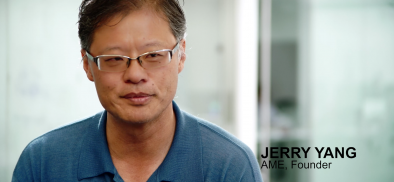 Jerry Yang – Investing in the Future