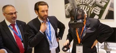 建造偉大城市的虛擬神經網 – HTC Vive & Dassault Systèmes
