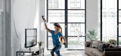 建造伟大城市的虚拟神经网 – HTC Vive & Dassault Systemes