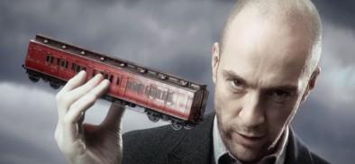HTC Vive結合英國恐怖列車樂園體驗 – 挑戰你的精神極限!
