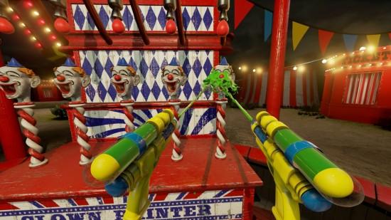 VR Funhouse Clown