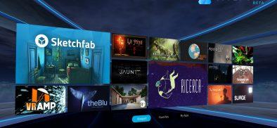 VIVEPORT 虛擬實境應用商店正式上線!