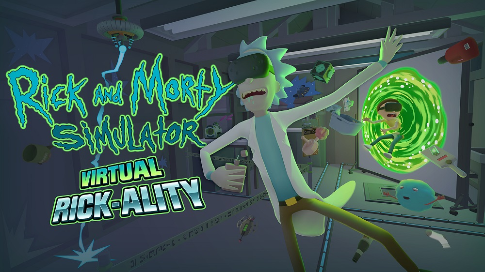 rick-and-morty-htc-vive