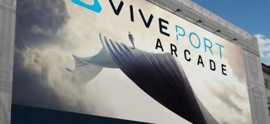 VIVEPORT™ Arcade线下VR体验店管理平台支持应用已超120款