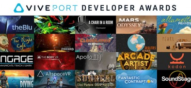 Viveport Developer Awards Jury & Community Choice