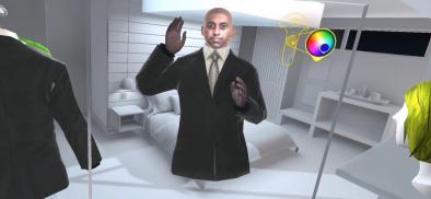 兩秒複製你的VR真人化身!Vive X團隊ObEN想做最強VR社群應用!