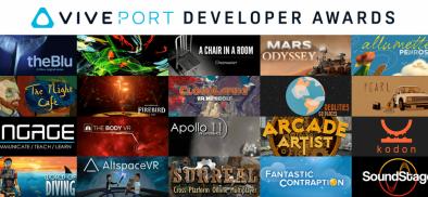 Viveport 開發者大獎名單出爐 | 探索、連結、創造與體驗,讓我們一起享受無與倫比的虛擬實境!
