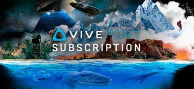 遨遊世界有如探囊取物!Viveport內容訂閱服務 – 免費試用中!