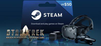 VIVE折價來囉!聯合STEAM夏日特賣,VR軟硬體皆有優惠!