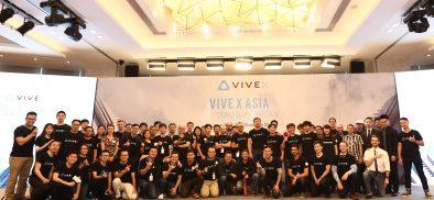 極誇張的黑科技、神話般的明日世界!VIVE X上海展示VR/AR顛覆創新