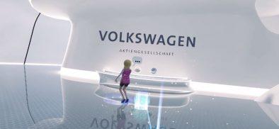 HTC VIVE & Volkswagen 推出VR互動式生產&物流方案!