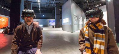 全球虛擬實境藝術計畫VIVE ARTS起跑 提升博物館和藝術創作新境界