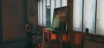 走入傳奇藝術家Modigliani終年畫室 'The Ochre Atelier VR'