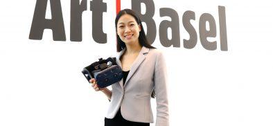 超脫語言的強烈感受 – 世界級藝術家與VIVE在Art Basel香港展會