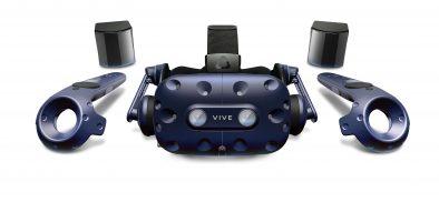 VIVE PRO專業版 & 商用套裝服務正式推出!