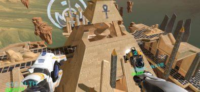 無暈眩、零重力、飛天大亂鬥!Skyfront VR