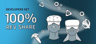 VIVEPORT 兩週年啦!100%分潤回饋內容給訂閱服務開發者夥伴!
