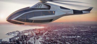 用HTC VIVE作飛行器開發?BELL FCX-001直升機十倍速研發中!