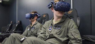 科技力即國防力!美國空軍利用虛擬實境顛覆飛行員訓練!