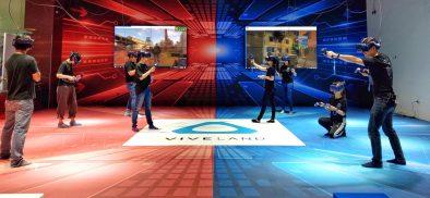 HTC攜手高雄市政府!KosmoSpot x VIVELAND盛大開幕!