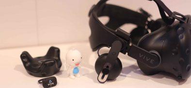 HTC VIVE™于CES推出全新配件与服务  加速VR生态完善与发展