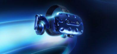 VR全面进化:VIVE PRO专业版、VIVE无线升级套件 强势席卷CES 2018!