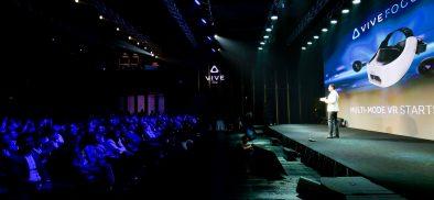 直击VIVE生态大会 | 全球首款全六自由度多模式VR一体机开启火爆预售!