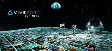 全球首创VIVEPORT无限会员服务,将于4/2正式登场!