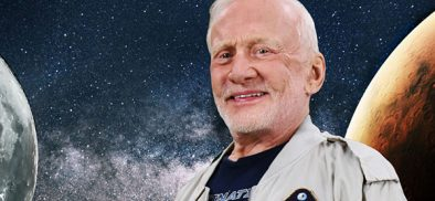 Get your Vive to Mars with Buzz Aldrin