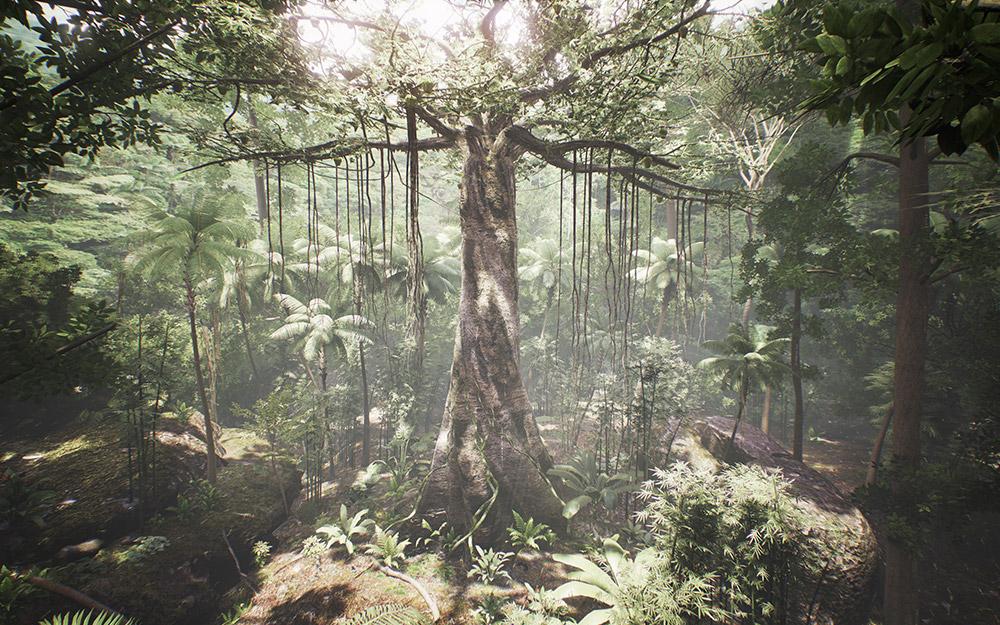 VR for Impact: inside Tree - VIVE Blog