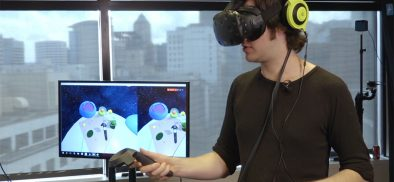 3D creators go hands-on with MakeVR