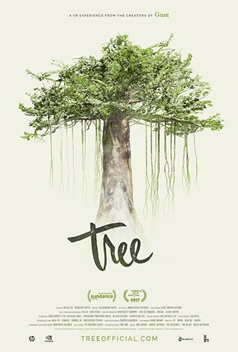 Tree - festival poster