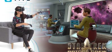 HTC VIVE Beams Up Star Trek™: Bridge Crew Bundles