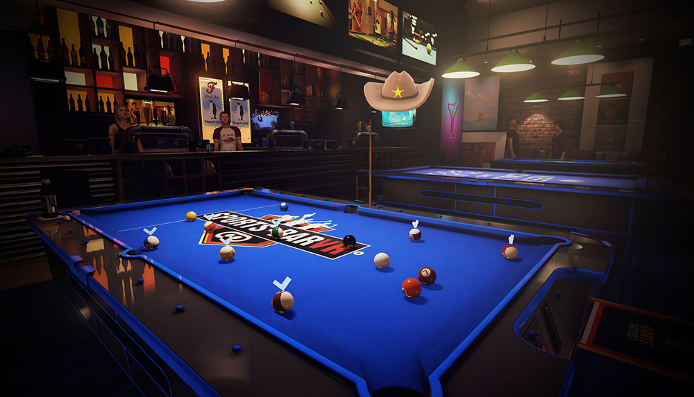 how to play online in sports bar vr