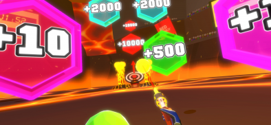 A Look Inside REDspace's First VR Title: Gunball