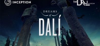 Dreaming of Dalí (in VR)