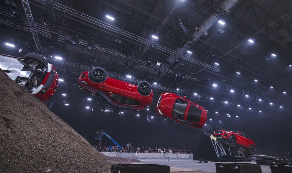 HTC Vive and Jaguar Join Forces For A Second Car Launch To Reveal The Jaguar E-PACE - VIVE Blog