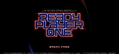 Ready Player One and HTC VIVE, together
