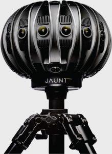 Jaunt One camera