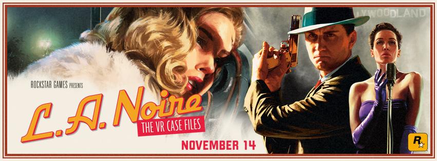 L.A. Noire: The VR Case Files PC Version Adds Former PSVR