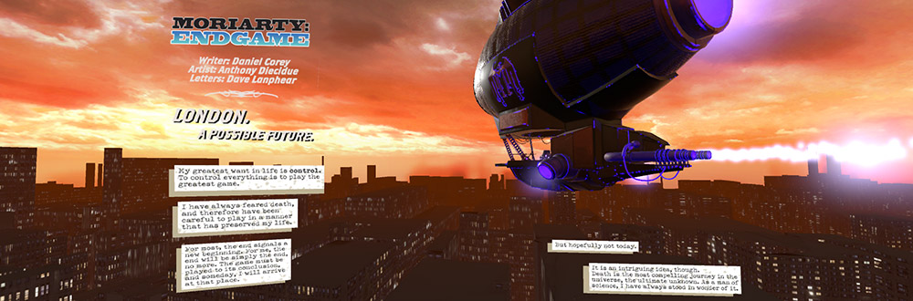 Moriarty: Endgame VR