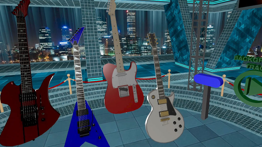 Make beautiful music in Jam Studio VR - VIVE Blog