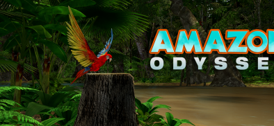 Adventure through the world's most diverse ecosystem in Amazon Odyssey