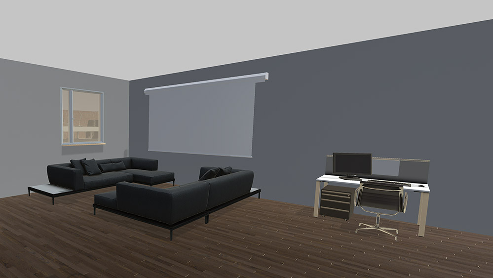 Redesign your home s interior virtually with truescale for Redesign your home