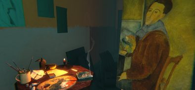 The Ochre Atelier Comes To Viveport
