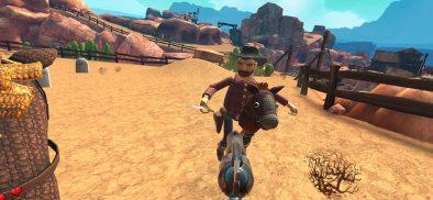 Yee-haw! Saddle up with Hopalong: The Badlands